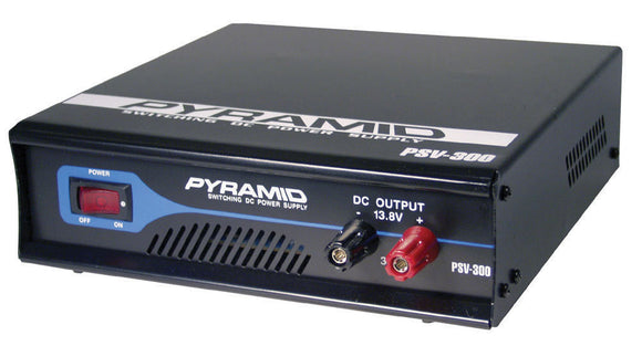 Pyramid PSV300 Heavy Duty 13.8 V 30 Amp Switching DC Power Supply
