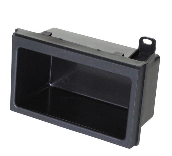 American International GMP333 1988-1994 Chevy GMC Full Size Truck SUV Black Dash Storage Pocket