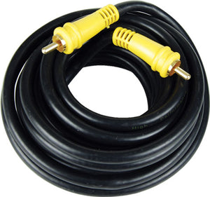 Audiopipe APV6 6' 75 Ohm RCA Video Cable