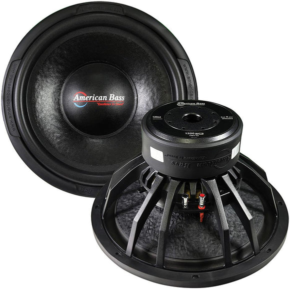 American Bass TNT1244 12 inch 600 Watts Subwoofer