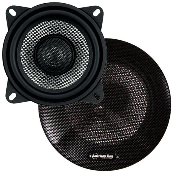 American Bass 4 Inch Speaker 90 Watts Max 4Ohm