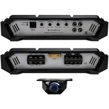 Hifonics ZXX-1200.1D 1200W Peak Zeus Series Class-D Monoblock 1-Ohm Stable Amplifier
