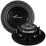 "Audiopipe TSFA100 10"" Shallow Mount Woofer 400W Max 4 Ohm DVC"