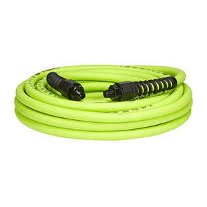 Flexzilla HFZP3835YW2 Pro Air Hose 3/8In X 35Ft 1/4In MNPT Fittings