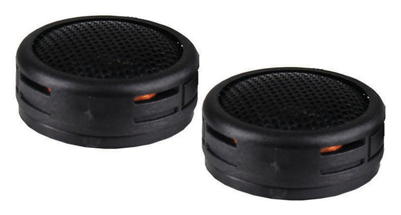 XXX XTC7700 600 Watt High Frequency Mini Tweeter pair