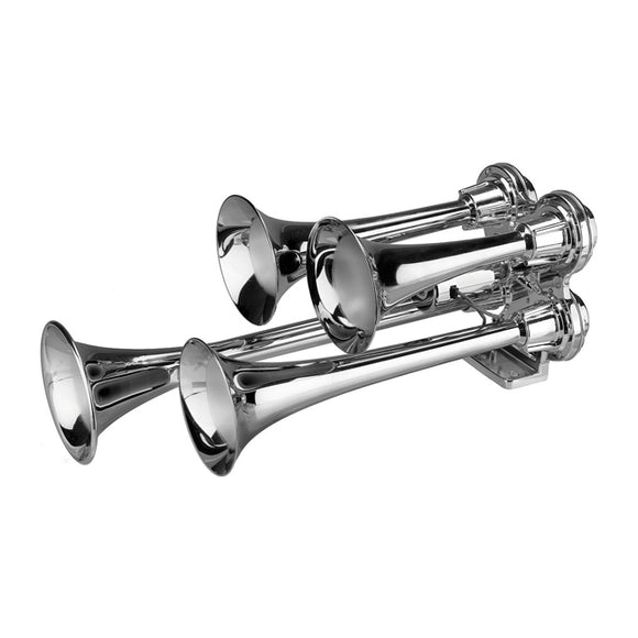 Pipeman THSY1075EC Mini Train Horn 4 Horns
