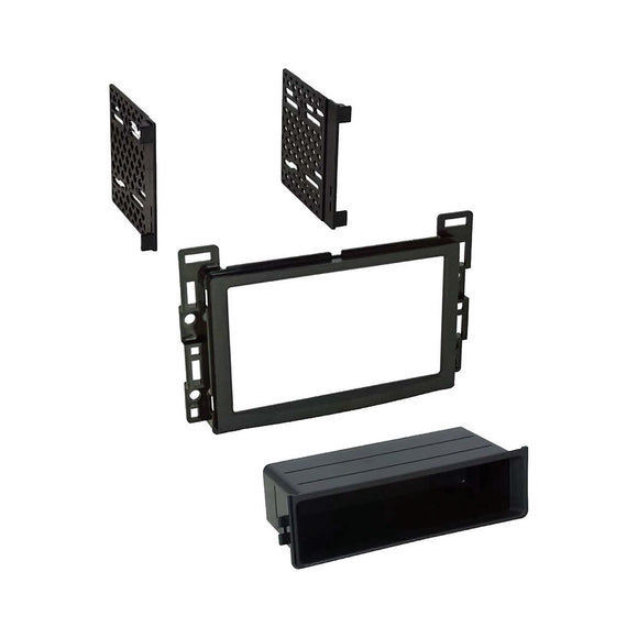 American International GMK351 2004-12 GM Single ISO or Double Din Install Kit