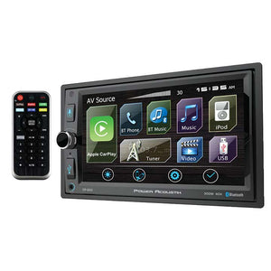 "Power Acoustik CP650 D.Din 6.5"" Multimedia Receiver With Apple Car Play"