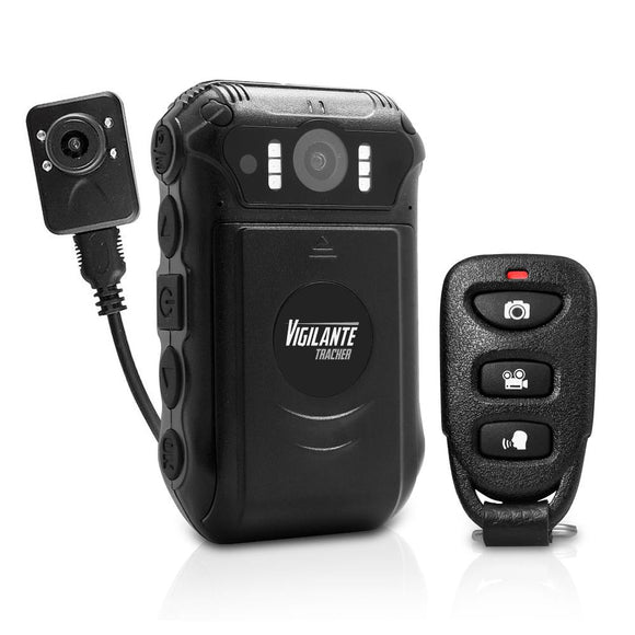 Pyle PPBCMG18 HD Body Camera w/ Night Vision & GPS Tracking