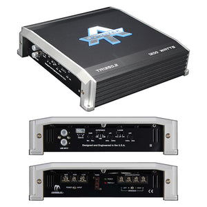 Autotek TA12502 TA Series 1200w 2CH Amplifier