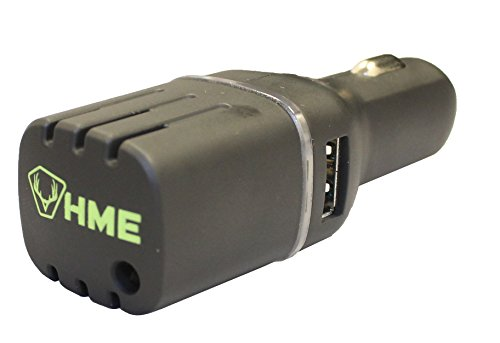 HME HMEAPUR DC Car Scent Eliminator with Dual USB