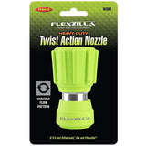 Flexzilla NFZG6212X Heavy Duty Twist Action Garden Hose Nozzle