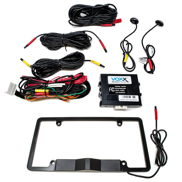Audiovox ACABSDLP License Plate Blind Spot Detection System
