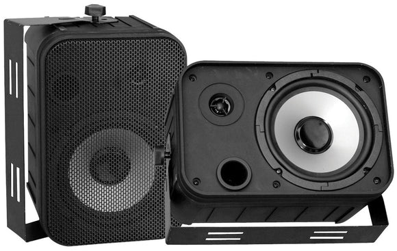 Pyle Pro PDWR50B Speakers 6.5