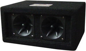Zebra Z20c 100w 2 4 Piezo Tweeters In Tweeter Box 100 Watt