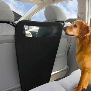 Jobar Backseat Car Pet Dog Barrier