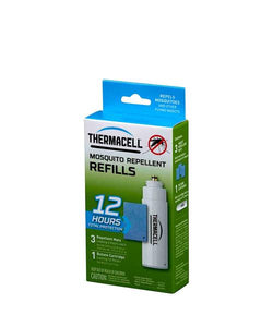 Thermacell R1T Original Mosquito Repellent Refills 12 Hours
