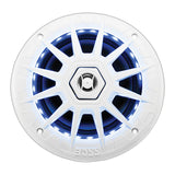 "Boss Audio MRGB65 6.5"" 200 Watt 2 way White Marine Speaker pair"