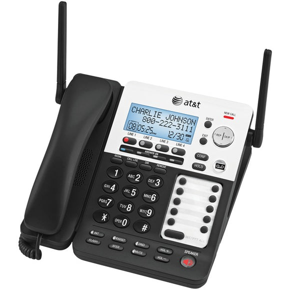 AT&T SB67138 SynJ 4-Line Expandable Business Phone System