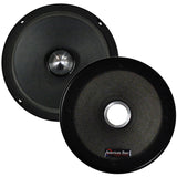 "American Bass MX65DB - 6 1/2"" Speaker Midrange 400W W Bullet Open Back High Performance (Sold Individually)"