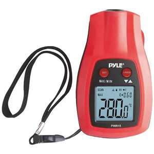 Pyle PMIR15 Mini IR Thermometer with Laser Pointer