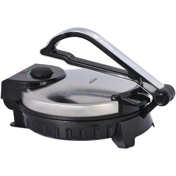 Brentwood Appliances TS-128 Nonstick Electric Tortilla Maker (10