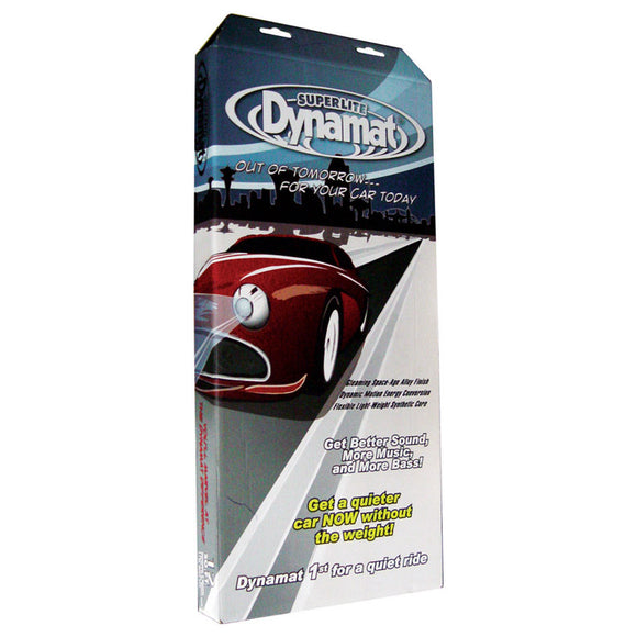 Dynamat Superlite 10612 Tri Pack 12 Sq Ft.