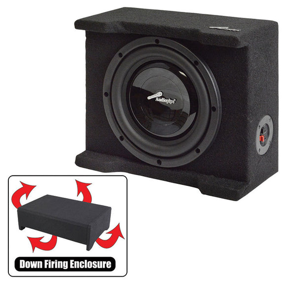 Audiopipe APSB8BDF Single 8