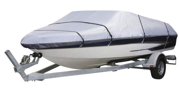 Pyle PCVTB111 14-16' Boat Cover beam width up to 75