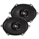 "SoundStream SS572 Hi End 5x7"" 2-way Speaker 110W RMS Tweeter Fiberglass Cone"