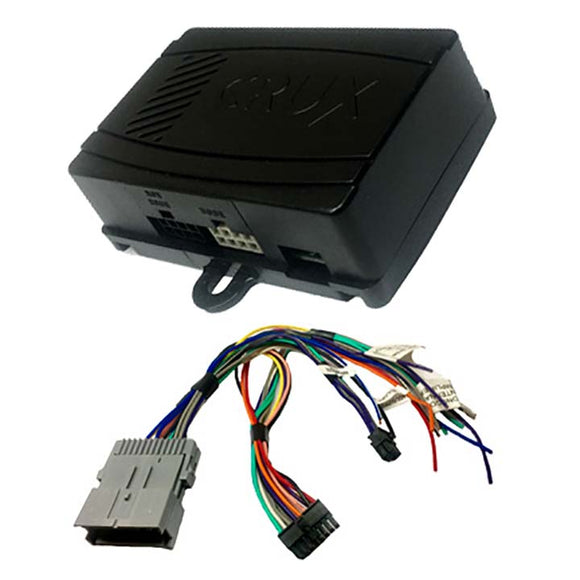 Crux SOCGM17C Radio Replacement Interface With Chime For Gm Class II Bose