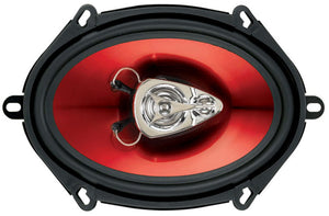 "Boss Audio CH5730 5""x7"" 3 Way 300 Watt Car Speaker pair"