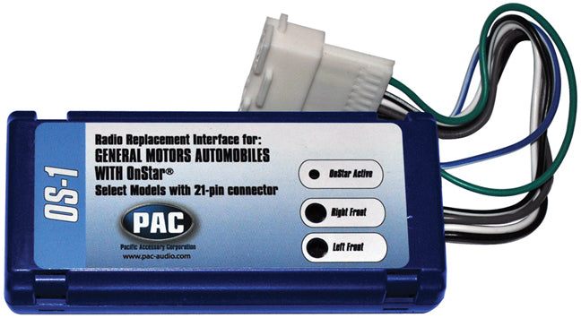 PAC OS1BOSE OnStar Interface for BOSE Systems