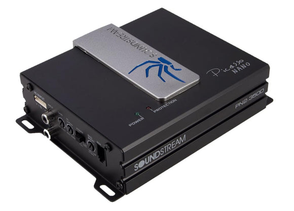 SoundStream Picasso PN2350D 350W 2ch Class D Full Range Small Size Hi End
