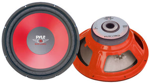 Pyle PLW15RD 15-Inch Red Cone High Performance Woofer