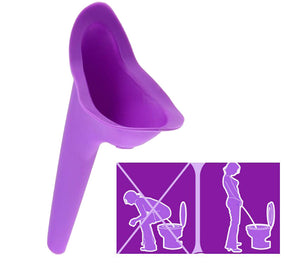 Jobar JB5793 P EZ Travel Urinal for Women