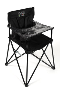 Ciao! Baby HB2000 Portable High Chair Black