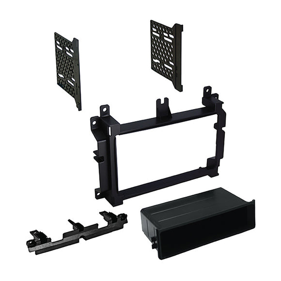 American International CDK658 Dash kit 2014-15 Dodge Durango & Grand Cherokee