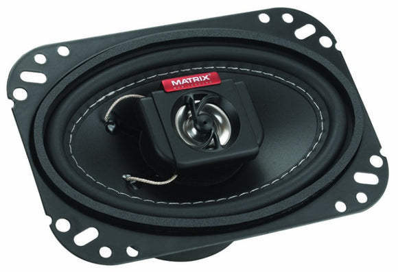 Matrix 4 x 6 inch 2-Way Speakers - Pair - GTX460