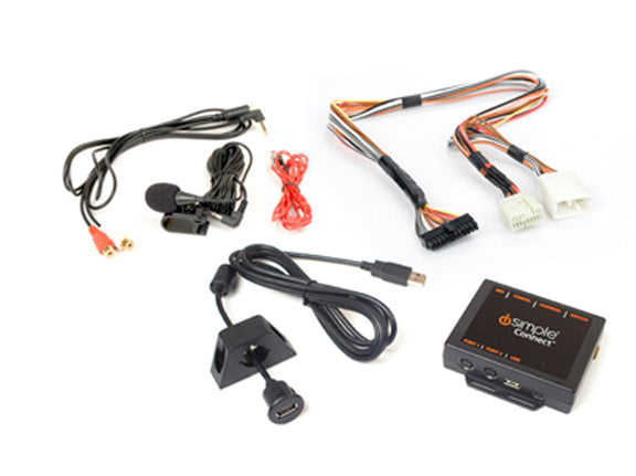 PAC iSimple ISHD651 Factory Radio interface for Honda and Acura vehicles