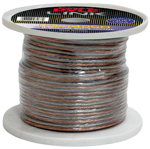 Pyle PSC14250 14 Gauge 250 ft. Spool of High Quality Speaker Wire