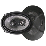 American Bass SQ6.9 - 6x9 3-Way Car Speakers Pair