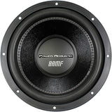 "Power Acoustik BAMF154 15"" Woofer Dual 4 Ohm 3800W Subwoofer"