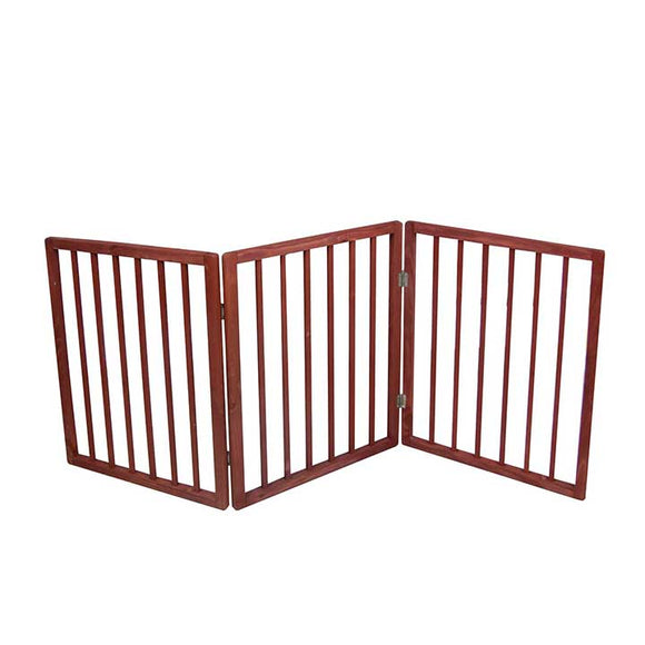 Pet Parade Folding Pet Dog Gate