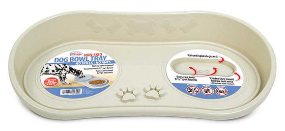 Pet Parade JB7379 NonSlip No Splash Pet Bowl Perfect For Large Dogs