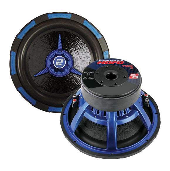 Power Acoustik MOFOS12D4 12
