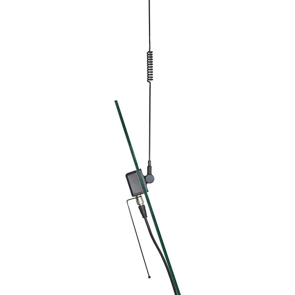 Tram 1191 144MHz/440MHz Dual-Band Pre-Tuned Amateur Glass-Mount Antenna