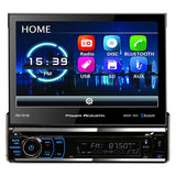 "Power Acoustik PD721B 7"" Single Din Receiver with Bluetooth"