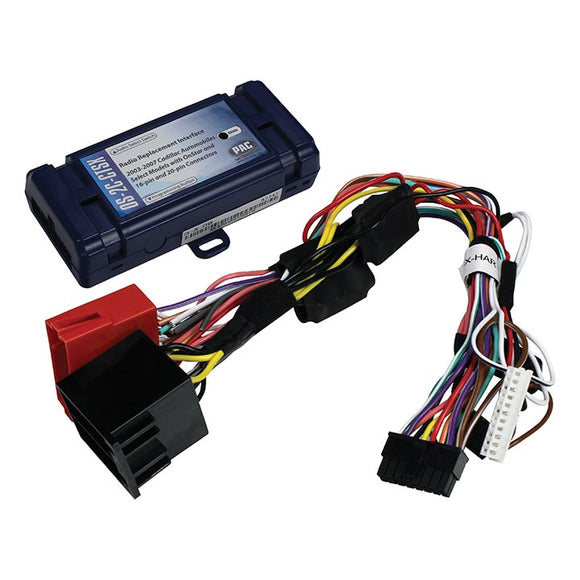 PAC OS2CCTSX Onstar Interface for 03-07 CTS & 04-07 SRX