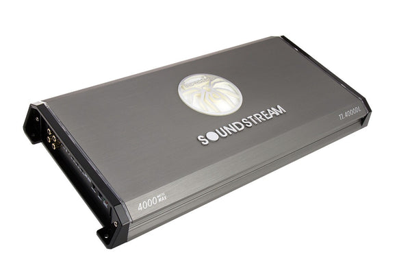 SoundStream T14000DL Tarantula 4000W Monoblock Class D High Headroom